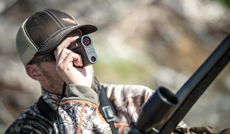 1000 yards rangefinder